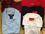 Size 8 - 10 Polo Shirt Lot in Fort Lewis, Washington