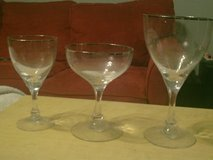 Crystal Stemware Set in Camp Lejeune, North Carolina